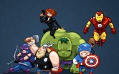 Superhero Wallpapers For iPhone