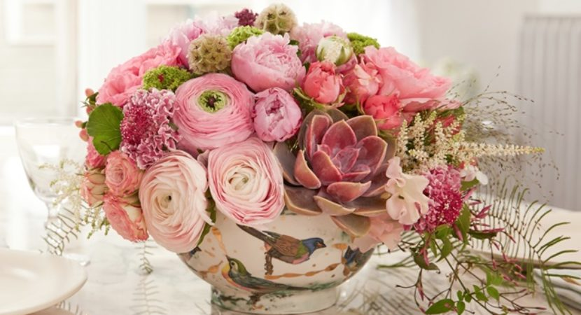 30 Beautiful Flower Arrangement Ideas To Prettify Any Occasion