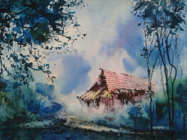 30 Fascinating Watercolor Paintings That Ll Blow Your Mind