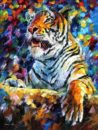 God Level Animal Paintings