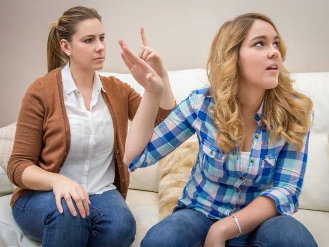 How to Deal with Disrespectful Teenage Attitude Problems