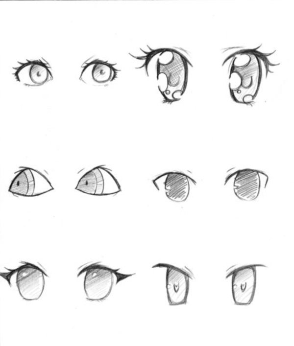 impressive-ways-to-draw-an-eye-easily