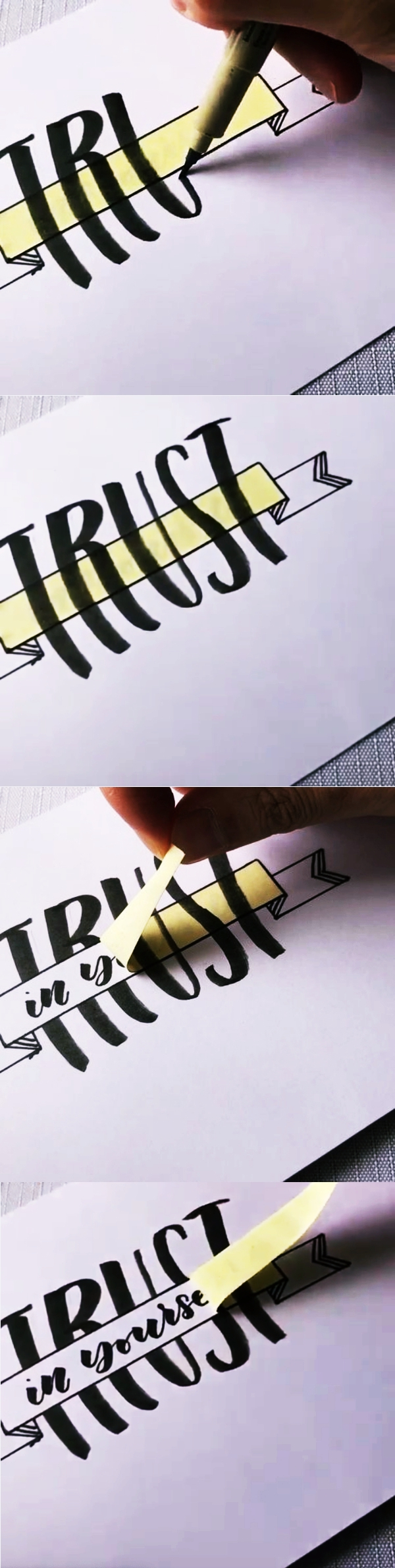 Calligraphy Alphabets and Writing Styles for Beginners