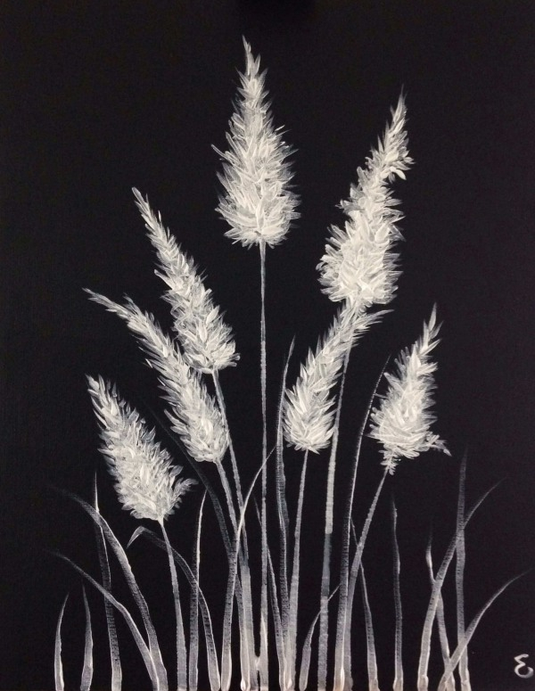 30 Creative Black And White Painting Ideas On Canvas