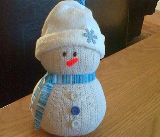 Brilliant-DIY-Snowman-Crafts-Ideas-for-Amazing-Winter