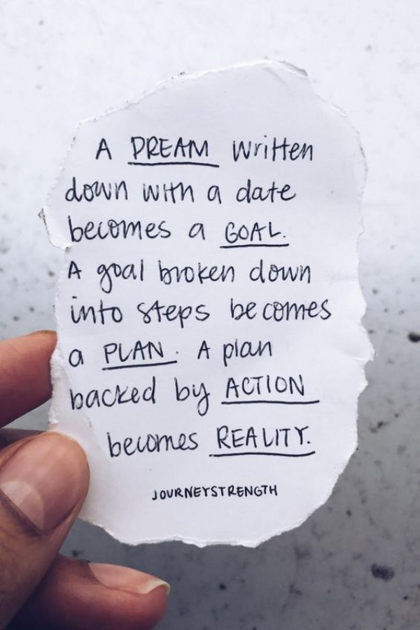 Inspirational and Encouraging Thoughts for Students