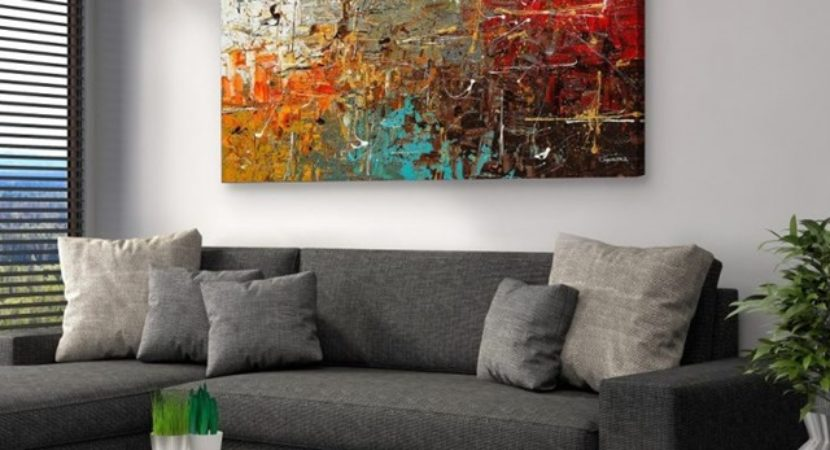 40 Diy Canvas Painting Ideas For Home Wall Decoration
