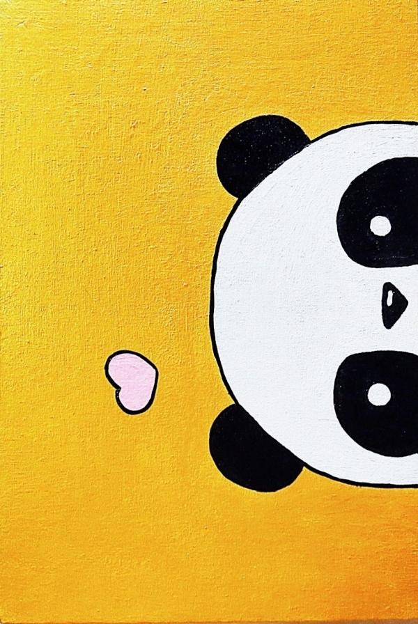 Easy Acrylic Painting Ideas On Canvas00002 Cartoon District