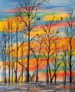 Easy Acrylic Painting Ideas on Canvas