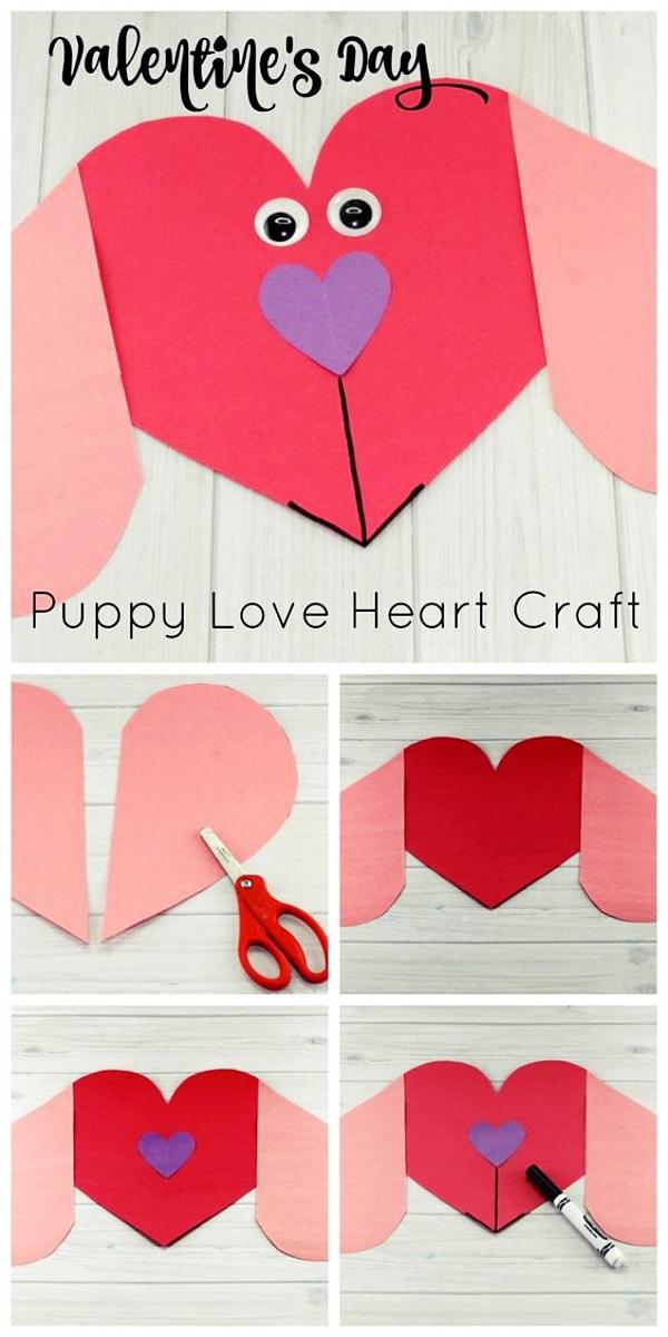 40 Homemade Valentine S Day Art Craft Ideas 2019 Cartoon District