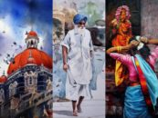 Traditional Indian Art Paintings on Canvas
