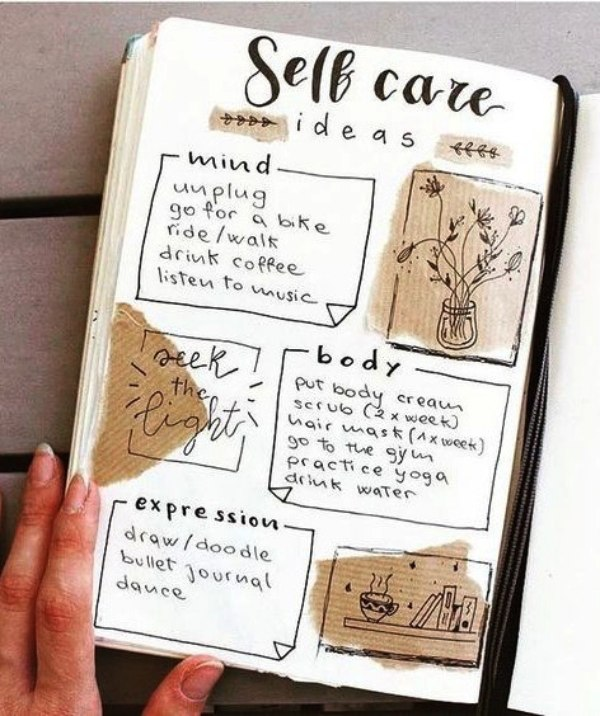Inspiring Bullet Journal Ideas