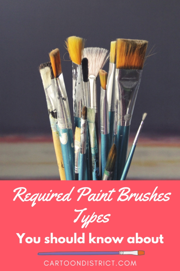 Required-Paint-Brushes-Types-You-should-know-about