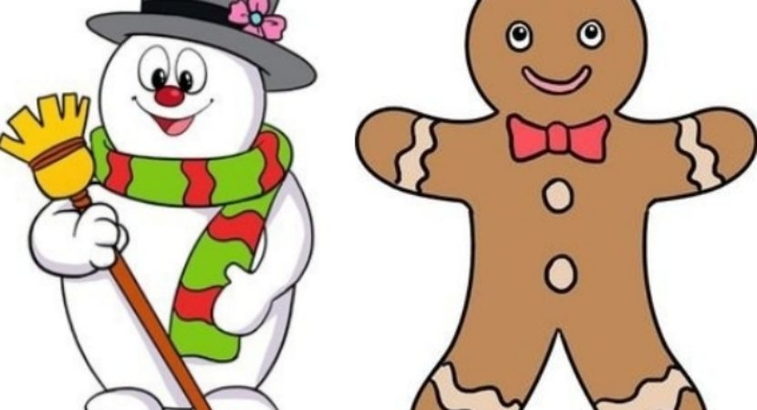 42 Beautiful And Easy Christmas Drawings For Kids Cartoon District