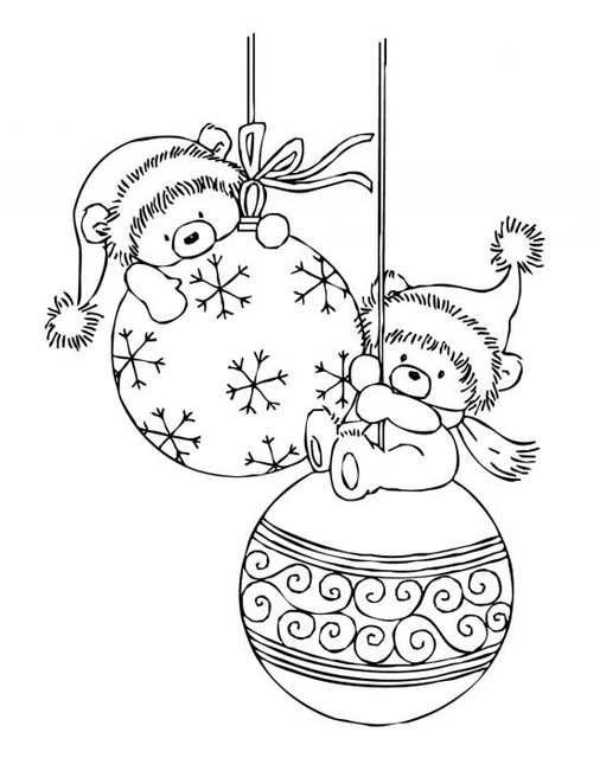 Beautiful and Easy Christmas Drawings for Kids