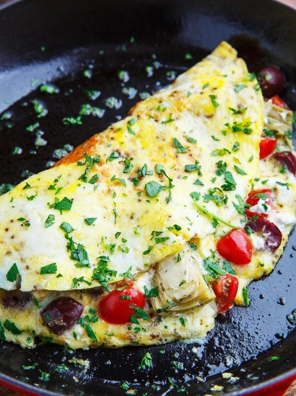 Omlette   Delicious Egg Recipes For Breakfast For Kids