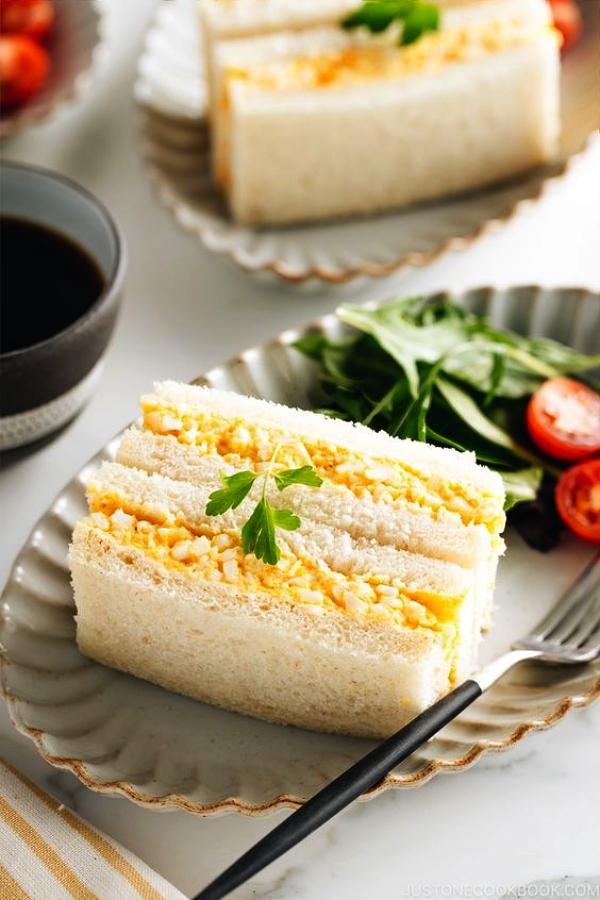 Egg Sandwich   Delicious Egg Recipes For Breakfast For Kids