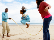 Skipping | Good And Fun Beach Games For Kids