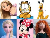 Cute Cartoon Characters With Big Eyes