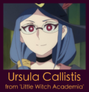 Female anime characters with glasses