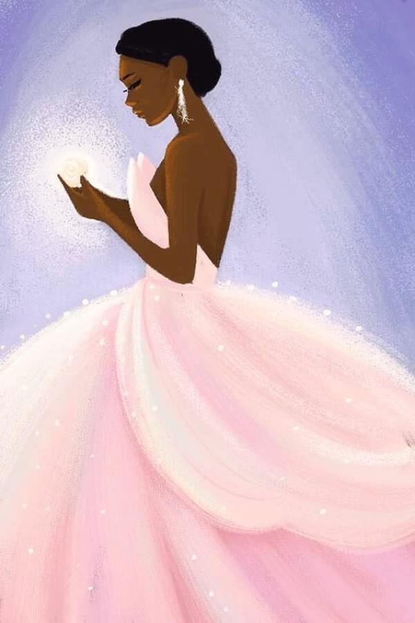 Black Female Cartoon Characters
