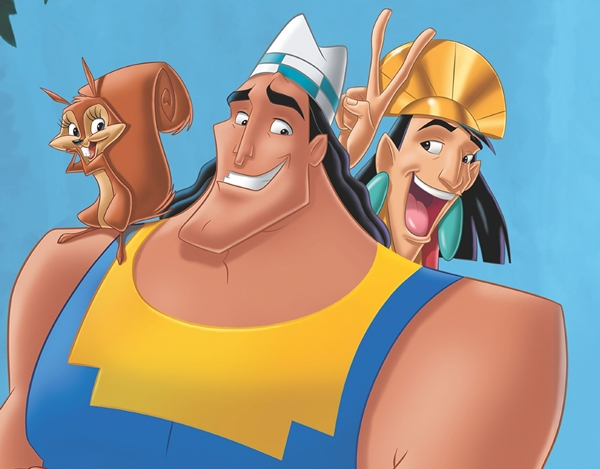 40 Pictures and Names of Cartoon Characters with Big Heads